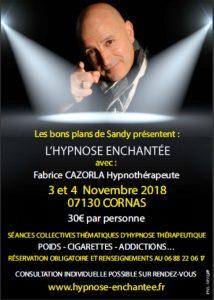hypnose à Cornas